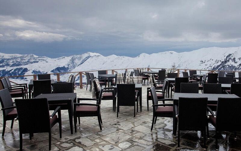 гірськолижний курорт Гудаурі, Грузія