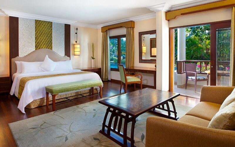 номер у готелі The Laguna 5*, Індонезія, Нуса Дуа (о. Балі)