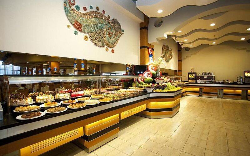ресторан в Limak Limra Hotel & Resort 5*, Кемер, Турция