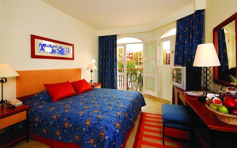 номер в Marina Plaza Hotel 4*, Акаба, Иордания