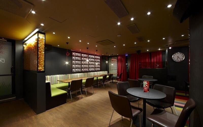 ресторан в отеле Sokos Helsinki 4*, Хельсинки, Финляндия