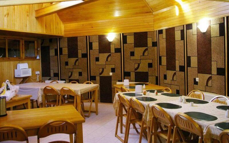 ресторан в Ozon Hotel 2*, Гудаури, Грузия