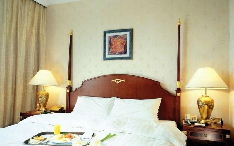 номер в Plaza Hotel Beijing 4*, Пекин, Китай