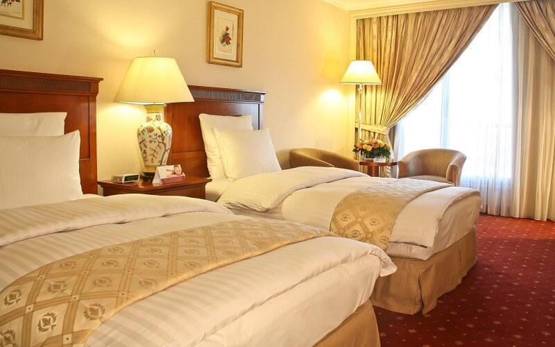 номер в отеле Regency Palace 5*, Амман, Иордания
