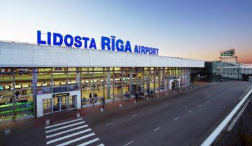 Літати через Ригу стало комфортніше: відкрито новий термінал!