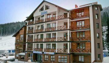 Горящий тур в отель SkilandHouse 3*, Буковель (Поляница), Украина