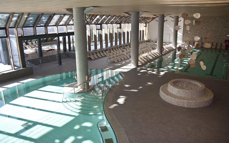 бассейн в отеле Spik Hotel 3*, Краньска Гора, Словения