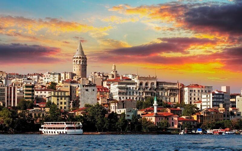 авиа Запорожье - Стамбул (в обе стороны)