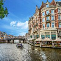 Одесса — Амстердам