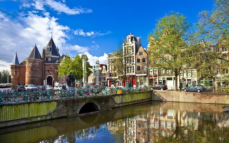 автобусный тур в Амстердам