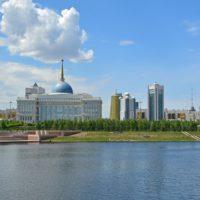 Одесса — Астана