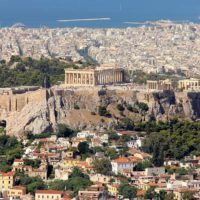 Одесса — Афины