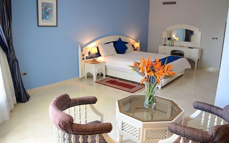 номер у готелі Blue Sea Le Tivoli 4*, Марокко, Агадір