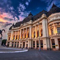 Одесса — Бухарест