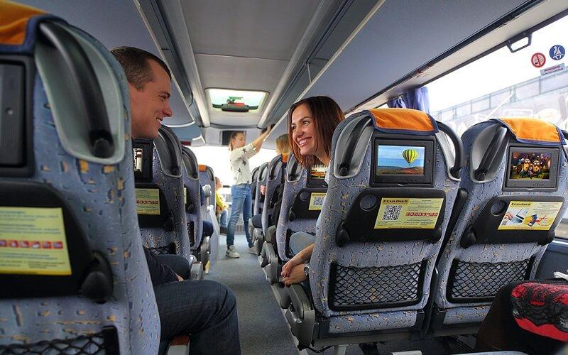 условия автобусных туров
