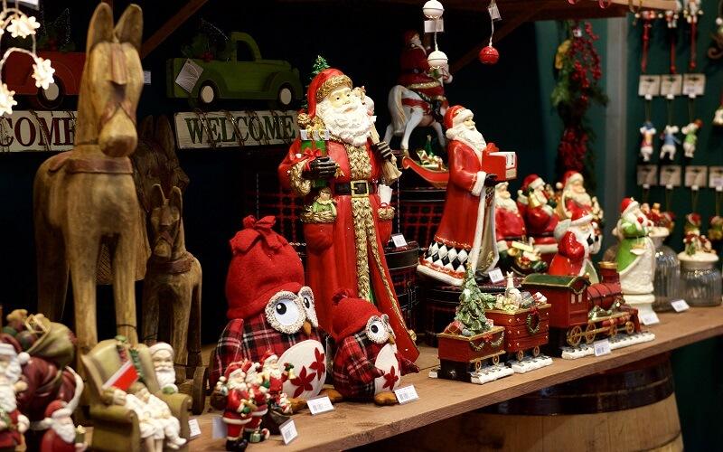 Рождественская ярмарка в Великобритании