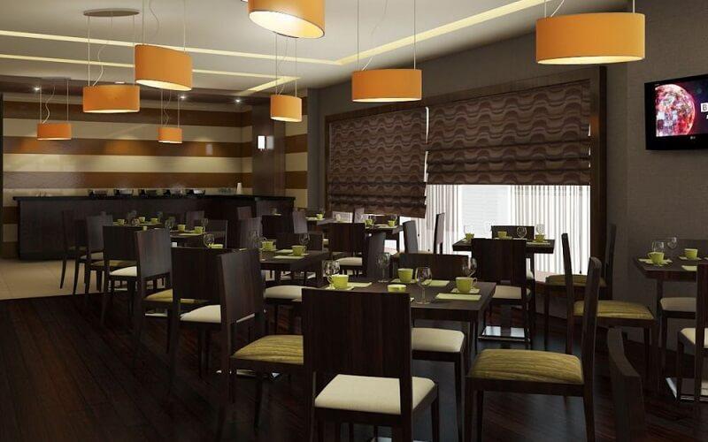 ресторан в Citymax Hotel Sharjah 3*, Шарджа, ОАЭ