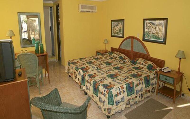 номер в Gran Caribe Club Kawama Hotel 3*, Куба, Варадеро