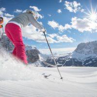 Сезон в итальянских Доломитовых Альпах стартует 26 ноября