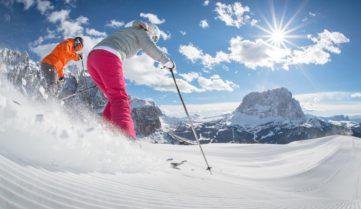 Сезон в італійських Доломітових Альпах стартує 26 листопада