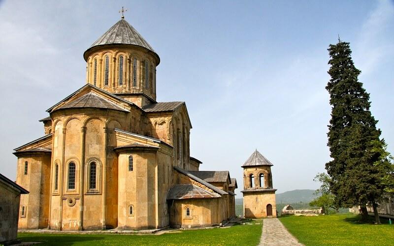 Сафарский монастырь в Грузии