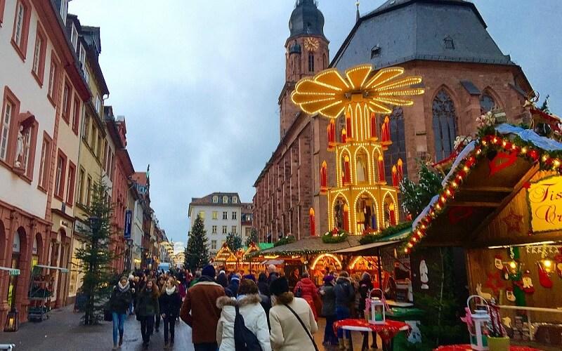Рождество в Берлине