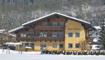 Горящий тур в отель Haus Austria Appartements 2*, Флахау, Австрия