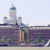 Одесса — Хельсинки