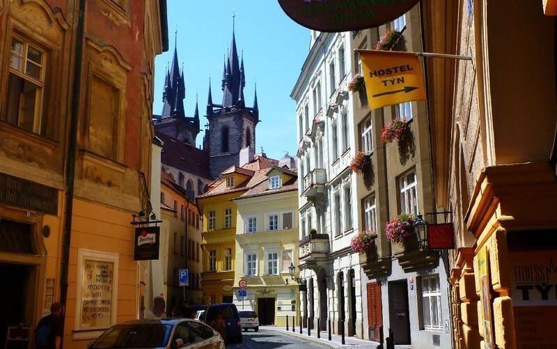 Hostel Dakura в Праге