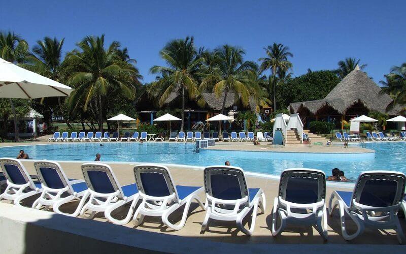 бассейн в Gran Caribe Club Kawama Hotel 3*, Куба, Варадеро