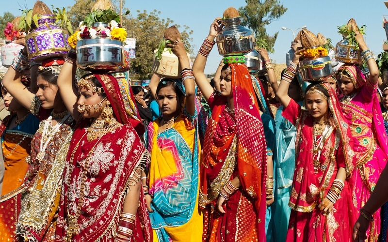 життя в Індії