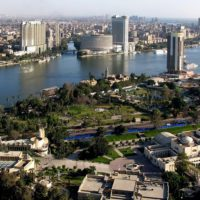 Одесса — Каир