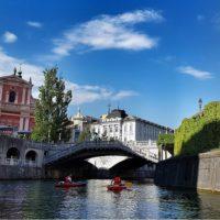 Одесса — Любляна