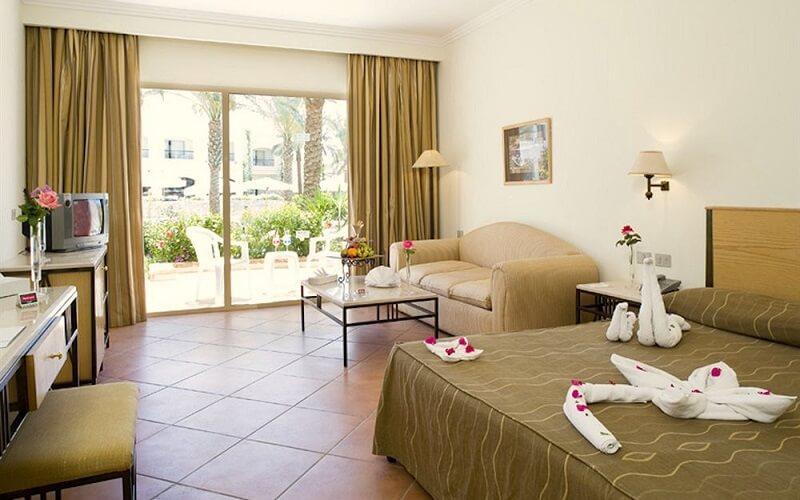 номер в Luna Sharm Hotel 3*, Египет, Шарм-эль-Шейх