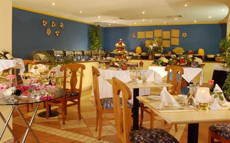 ресторан в Luna Sharm Hotel 3*, Египет, Шарм-эль-Шейх