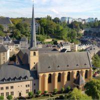 Одесса — Люксембург