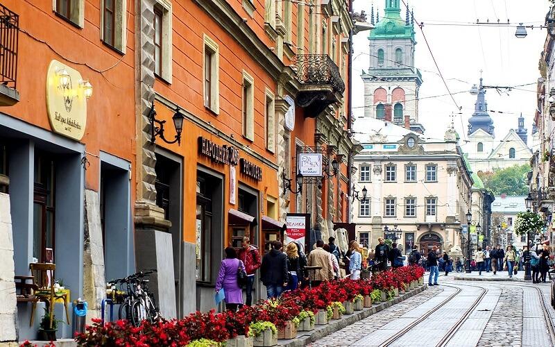 Ресторации Львова
