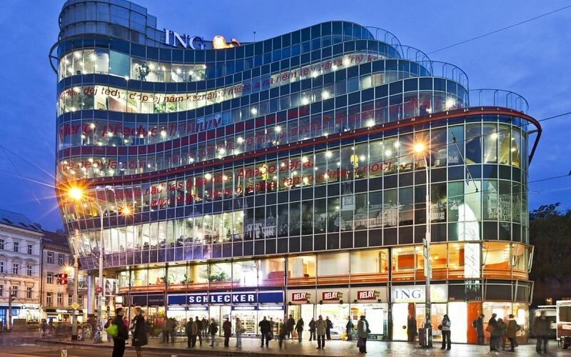 торговые центры Праги