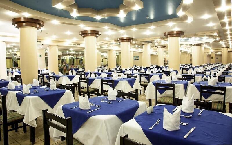 ресторан в Mirage New Hawaii Resort & Spa 4*, Єгипет, Хургада
