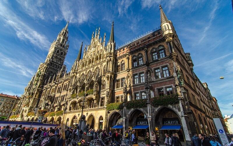 автобусный тур в Мюнхен