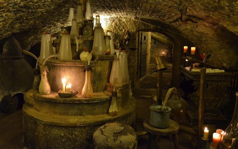 музей алхимиков в Праге