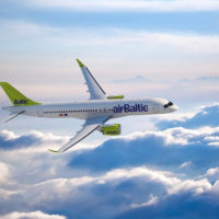С марта 2017-го AirBaltic возобновляет рейсы Одесса-Рига
