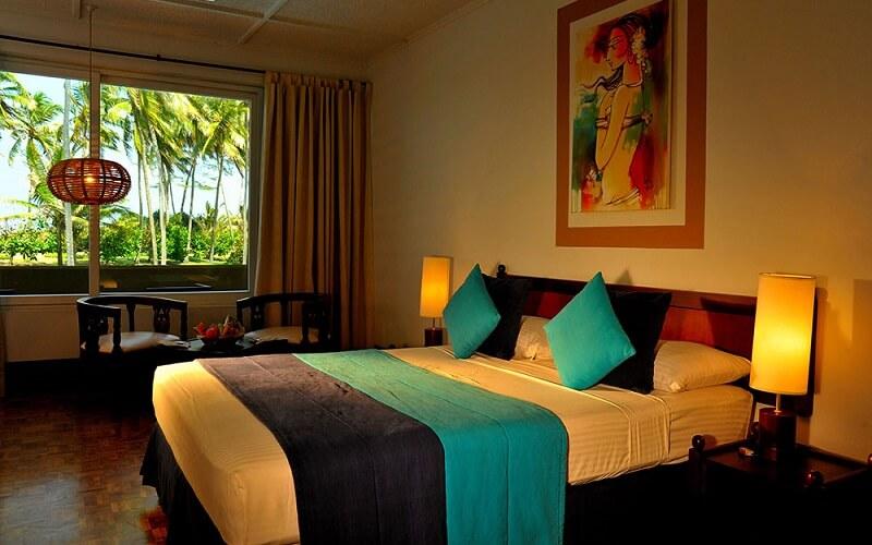 номер в Palm Village Hotel 3*, Коломбо, Шри-Ланка