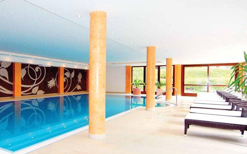 бассейн в отеле Kirchberg Parkhotel 3*, Кицбюэль, Австрия