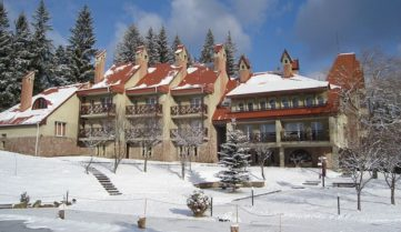 Горящий тур в отель Перлина Карпат 3*, Славское (Карпаты), Украина