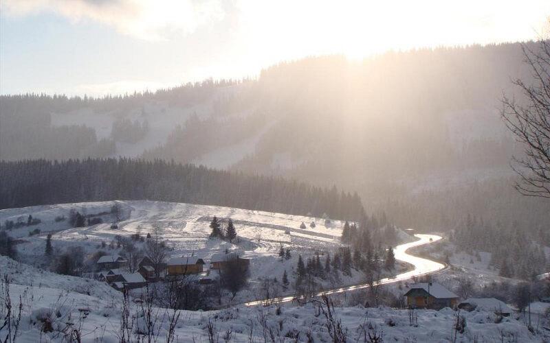 отдых на горнолыжном курорте Плай, Карпаты