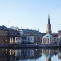 Одесса — Стокгольм