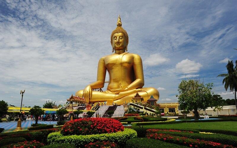 самый большой будда в мире, Таиланд