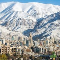 Одесса — Тегеран