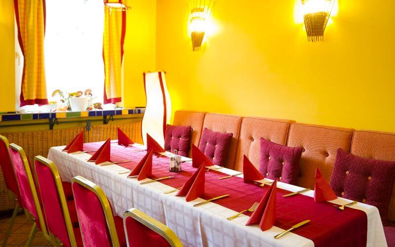 ресторан у Thomas Hotel 3*, Будапешт, Угорщина